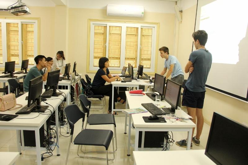 Cơ hội việc làm cho sinh viên Công nghệ thông tin