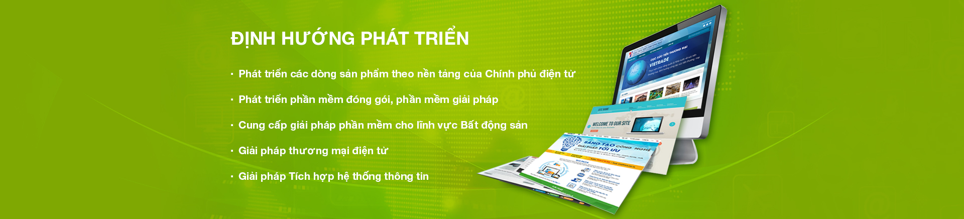 Hinet Vietnam Technology Joint Stock Company - Orientation for development