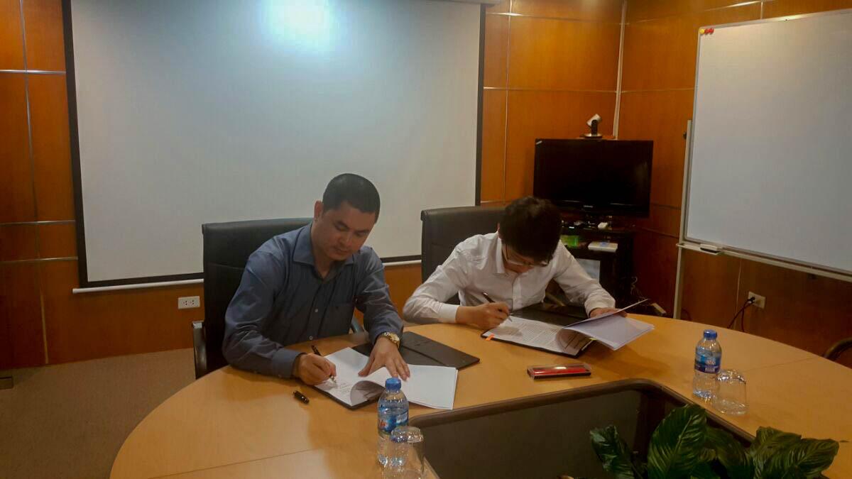 HiNET và VTC digicom ký kết hợp đồng