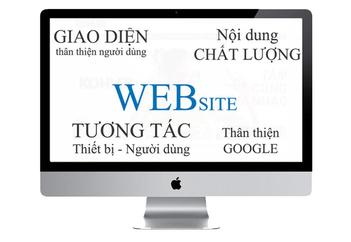 Cung cấp Website cho Doanh nghiệp