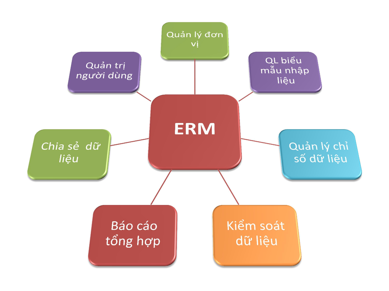 Hệ thống quản lý Chỉ số, Báo cáo động ERM
