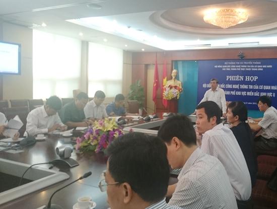 Chính thức ban hành Khung Kiến trúc Chính phủ điện tử Việt Nam